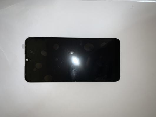 Дисплей ZTE Blade V10 Vita/A1 Alpha+тачскрин (черный)