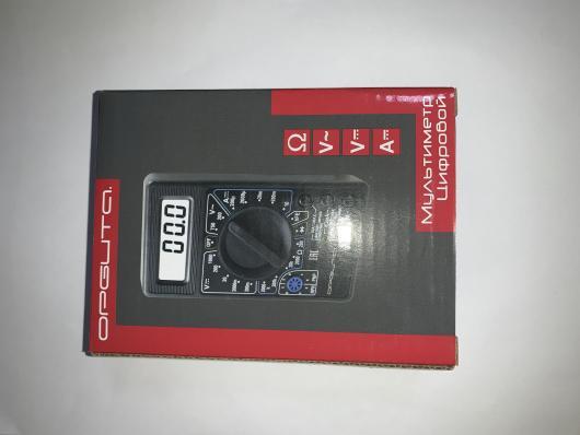 Мультиметр OT-INM10/МD830 (цифр)