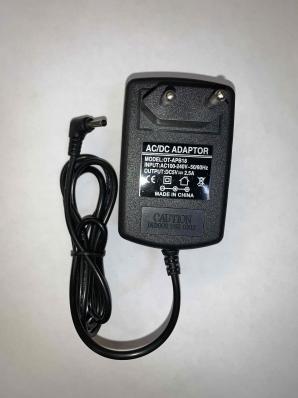 Блок питания (5V, 2,5A, 5,5*2,5mm, 1,2м) OT-APB19/АР-302