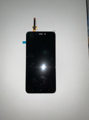 Дисплей Xiaomi Redmi 4X+тачскрин (черный)