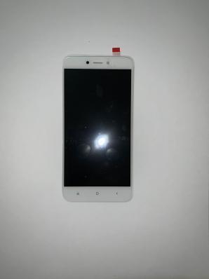 LCD дисплей для Xiaomi Redmi 4X в сборе с тачскрином (белый)