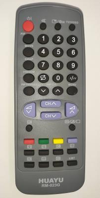 Универсальный пульт для SHARP RM-023G