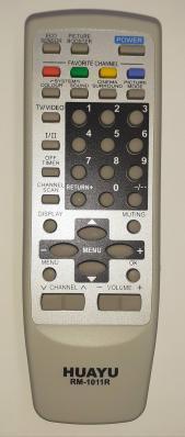 Универсальный пульт для JVC RM-1011R
