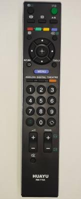 Универсальный пульт SONY RM-715A (корпус RM-ED009)