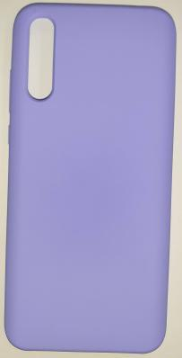 Чехол Silicone Cover для Huawei Y8P (2020) сиреневый
