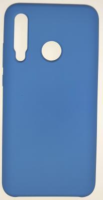Чехол Silicone Cover для Honor 10i/ 20 lite (2019) синий