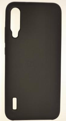 Чехол Silicone Cover для Xiaomi Mi A3/ Mi CC9e (2019) ЧЕРНЫЙ