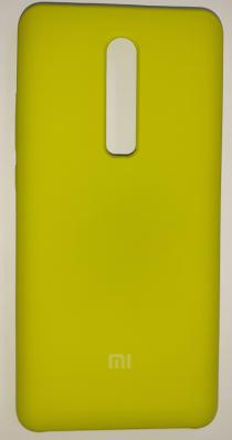 Чехол Silicone Cover для Xiaomi Redmi K20/ K20 Pro/ Mi 9T (2019) зеленый