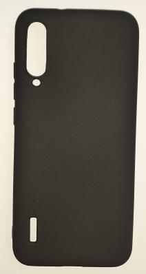 Чехол Color Matt Lite для Xiaomi Mi A3/ Mi CC9e (2019) матовый, черный