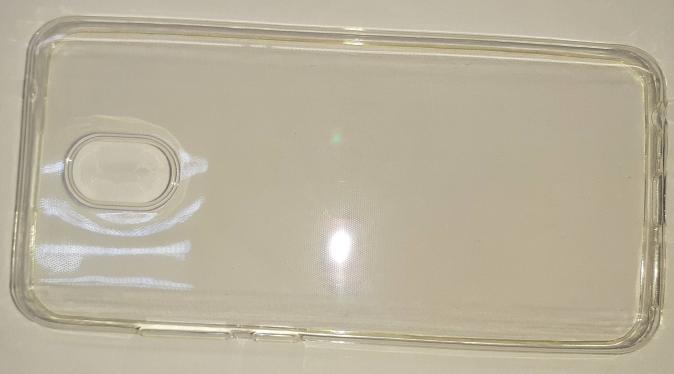 Чехол ультратонкий для Xiaomi Redmi 8A силиконовый, прозрачный