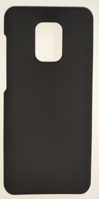 Чехол Silicone Cover для Xiaomi Redmi Note 9S/ Note 9 Pro (2020) черный