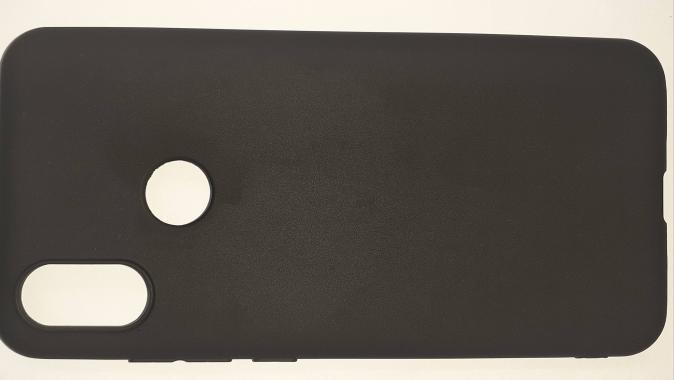 Чехол Color Matt Lite для Xiaomi Mi 6X/ Mi A2 матовый, черный