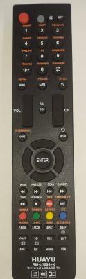 Универсальный пульт ДУ для телевизора HUAYU RM-L1098+X