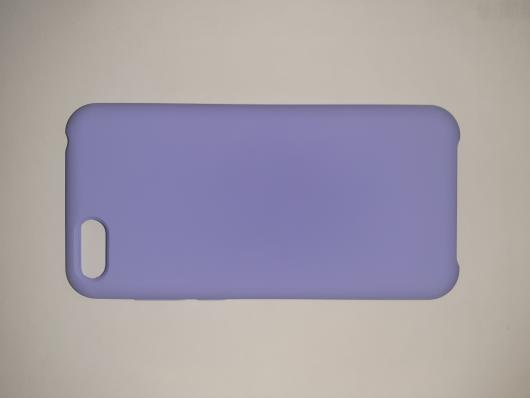 Чехол Silicone Cover для Honor 7S (2020)/ 7A (2018) Huawei Y5 Prime (2018) светло-сиреневый