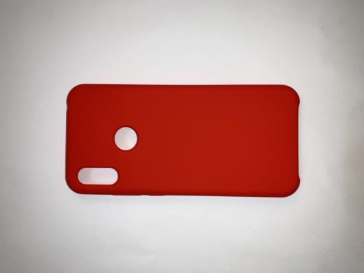 Чехол Silicone Cover для Honor 8A/ Huawei Y6S (2020)/ Honor 8A Prime/ Huawei Y6 красный