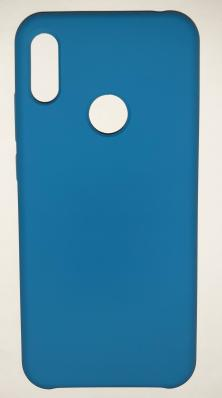 Чехол Silicone Cover для Honor 8A/ Huawei Y6S (2020)/ Honor 8A Prime/ Huawei Y6 синий
