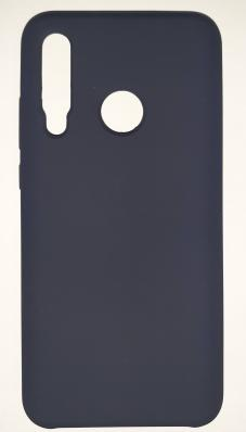 Чехол Silicone Cover для Honor 10i/ 20 lite (2019) темно-синий