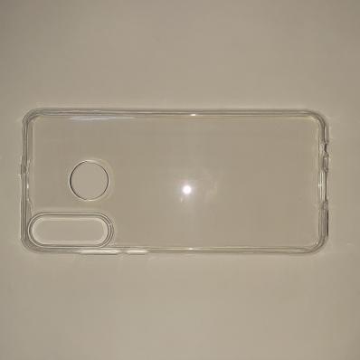 Силиконовый чехол для Huawei P30 Lite/ Honor 20S/ Honor 20 Lite (2020), силиконовый, прозрачный