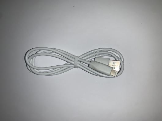 USB кабель HOCO X1 Rapid Charging Cable для Apple (L=1M) (белый)