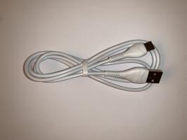Кабель USB Hoco X37 Type-C 3A 1m белый