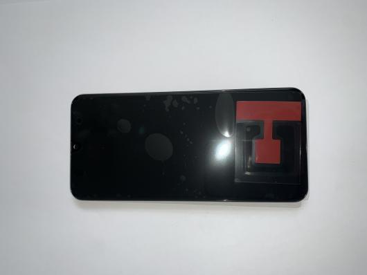 Дисплей для Samsung Galaxy A50 SM-A505 в сборе GH82-19204A/GH82-19713A (черный) 100% оригинал