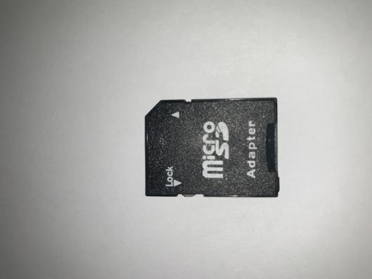 Адаптер SDHC на microSD карты памяти (пакет)
