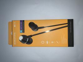 Гарнитура BOROFONE BM36 Acura Universal Earphones With Mic (черная)