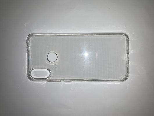 Силиконовый чехол для Xiaomi Redmi Note 7 ультратонкий прозрачный