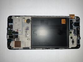 Дисплей для Samsung Galaxy A51 SM-A515 в сборе (черный) 100% оригинал