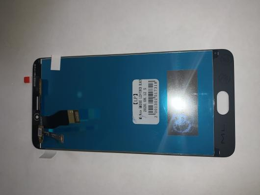 LCD дисплей для Meizu M5 Note (M621H) с тачскрином (черный)