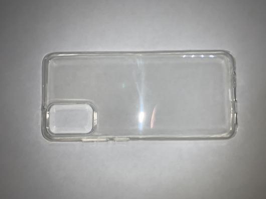 Силиконовый чехол для Samsung Galaxy A02S, A025F ультратонкий прозрачный