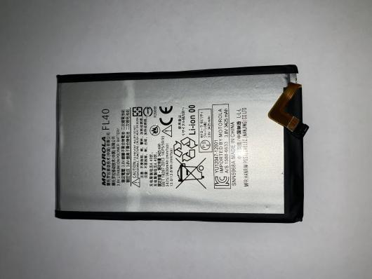 АКБ для Motorola Moto X Play (FL40)