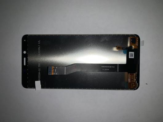 LCD дисплей для Xiaomi Redmi 6 / Redmi 6A в сборе с тачскрином (белый)