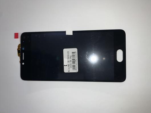 LCD дисплей для Meizu M5C с тачскрином (черный)