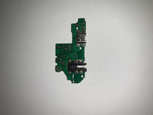 Плата нижняя для Huawei Honor 9S с разъемом зарядки (системным)