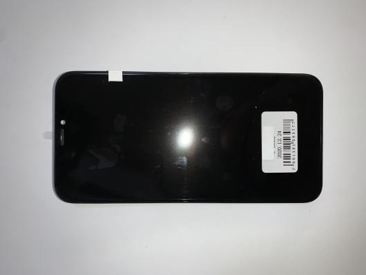 LCD дисплей для Apple iPhone X с тачскрином (черный) OLED