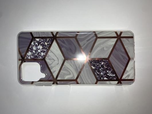 Силиконовый чехол для Samsung Galaxy A12, A125F