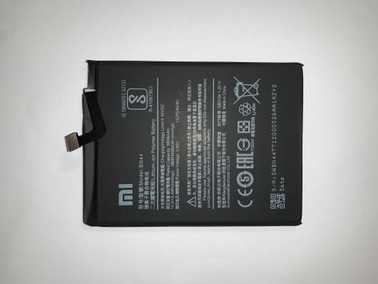 Аккумулятор (АКБ) для Xiaomi Redmi 5 Plus (BN44) EURO OEM