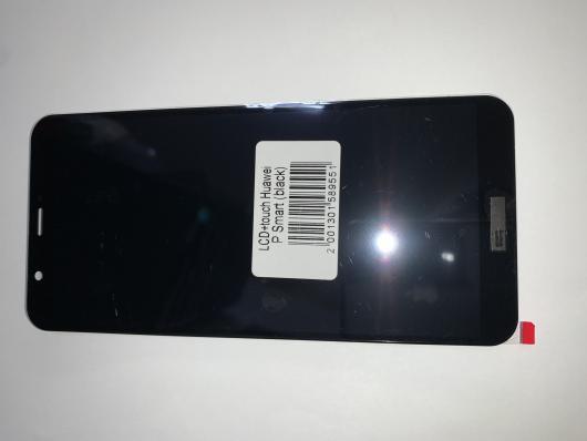 LCD дисплей для Huawei P Smart (FIG-LX1) с тачскрином (черный)