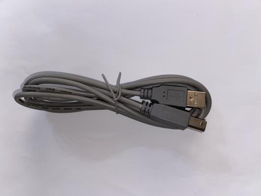 Кабель USB A - USB B, 1,8м, 5-910 / APH-452-1.8 принтер