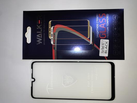 Стекло WALKER для Xiaomi Redmi Note 7/7 Pro,