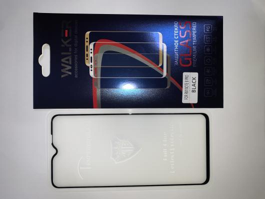 Стекло WALKER для Xiaomi Redmi Note 8 Pro,