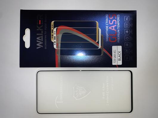 Стекло WALKER для Samsung A51/A52/M31s,