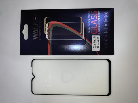 Стекло WALKER для Xiaomi Redmi 9,