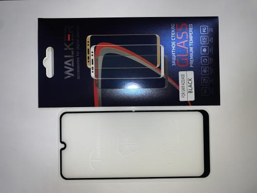 Стекло WALKER для Samsung A20/A30/A50/A30s/A50s/M21/M30/M30s,
