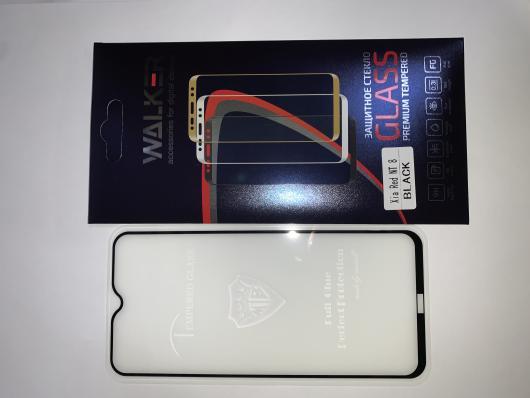 Стекло WALKER для Xiaomi Redmi Note 8/ Note 8 (2021),