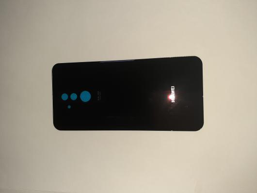 Задняя крышка для Huawei Mate 20 Lite (черный)