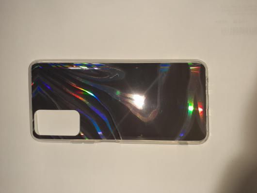 Силиконовый чехол для Honor 10X lite/ Huawei Р Smart 2021 IMD Case A3 #06
