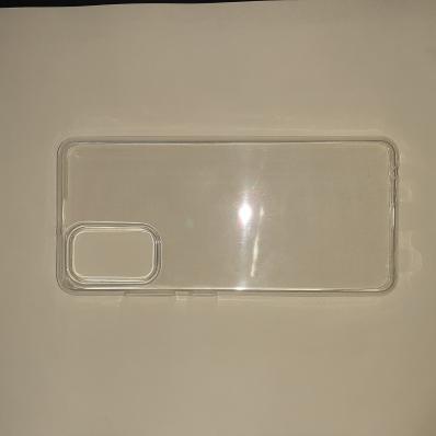 Силиконовый чехол для Samsung Galaxy A32, A325F (2021) ультратонкий прозрачный