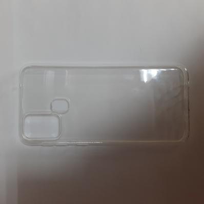 Силиконовый чехол для Samsung Galaxy M31, M315F (2020) ультратонкий прозрачный